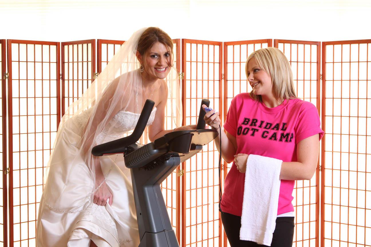 Как побыстрей похудеть к свадьбе